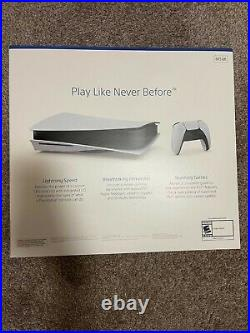 Sony PS5 PlayStation 5 Blu-Ray Disc Game Console FAST SHIPPING SAME DAY