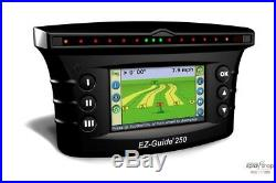 TRIMBLE EZ Guide 250 GPS System with Upgraded Ag-15 Antenna BRAND NEW FAST SHIP