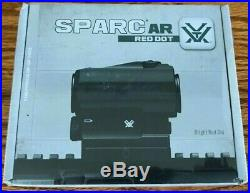 Vortex Sparc AR 2MOA Red Dot Sight with Multi Height Mount SPC-AR1 FAST SHIP
