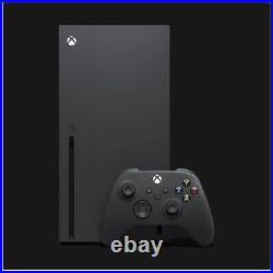 Xbox Series X 1TB Video Game Console Black (SHIPS NOW & FAST)