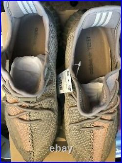Yeezy Boost 350 V2 Sand Taupe Fz5240 Size 14.5 Fast Shipping! Ships Same Day